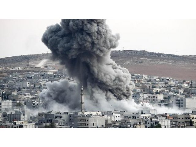 SUA au atacat Siria cu 59 de rachete