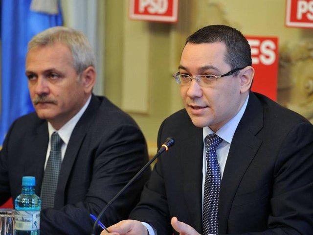Ponta: Ideea ca daca dau in Dragnea dau in fabrici si uzine nu mi-a placut