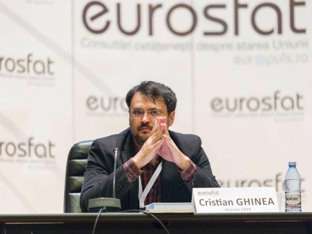 Cristian Ghinea (USR): Trebuie sa terminam cu ideea ca suntem un partid de prieteni
