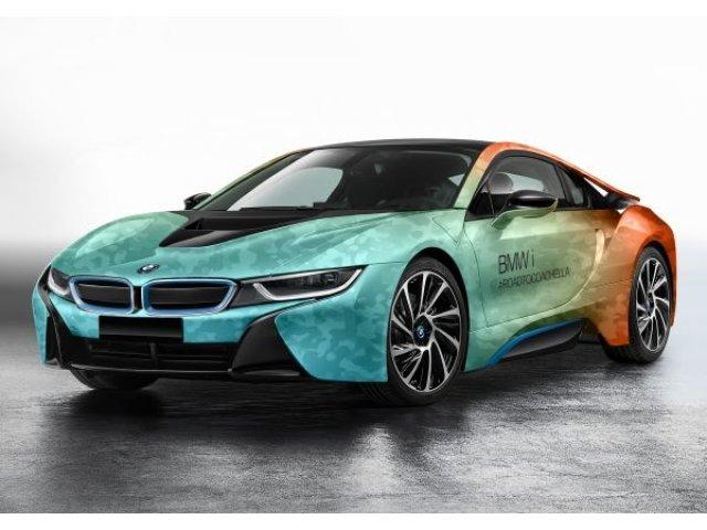 Coachella 2017: BMW i debuteaza ca partener exclusiv al renumitului festival de muzica