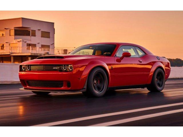 Pana unde poate merge nebunia americanilor? Dodge Challenger SRT Demon este cea mai rapida masina din lume