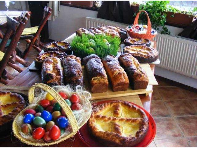 Reportaj AP: Noile tendinte se imbina cu traditiile de Paste in Romania