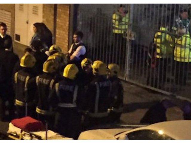 Douasprezece persoane, ranite intr-un atac cu acid in discoteca londoneza Mangle