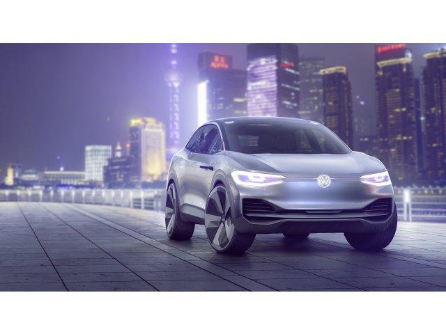 Volkswagen continua seria conceptelor electrice din gama ID: noul Crozz este un SUV electric cu autonomie de 500 de kilometri