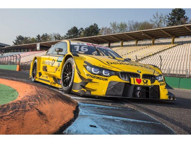 O privire detaliata asupra BMW M4 DTM pentru sezonul 2017