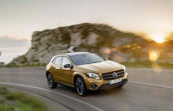 Mercedes-Benz GLA primeste un facelift si motorizari noi