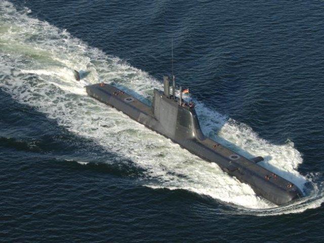 Egiptul a primit primul submarin militar