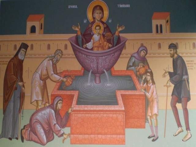 Traditii si superstitii de Izvorul Tamaduirii! De ce nu este bine sa faci treburi casnice