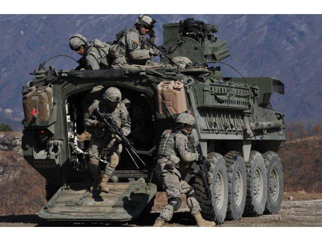Statele Unite aproba vanzarea de armament in valoare de aproape 300 de milioane de dolari in Irak