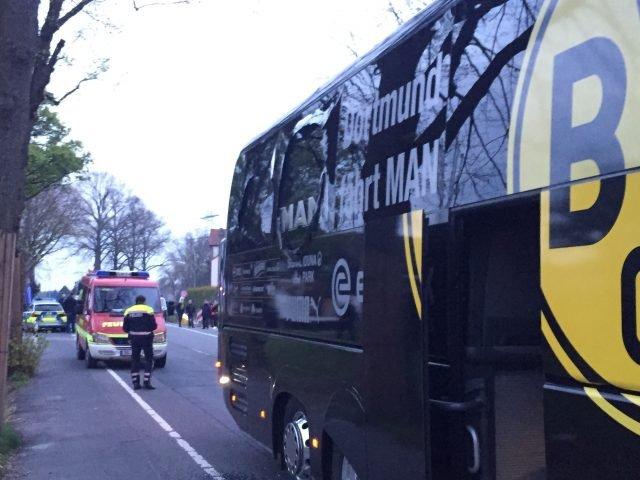 Politia germana l-a arestat pe autorul atacului vizand echipa de fotbal Borussia Dortmund
