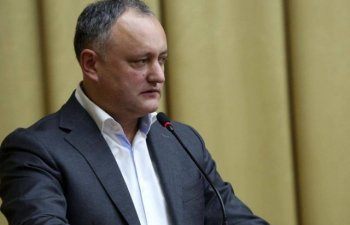 Dodon a dispus mobilizarea intregului efectiv al Armatei Nationale