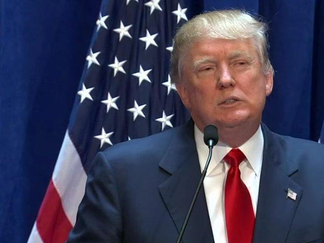 """Trump: Atacul din Paris va avea un """"efect urias"""" asupra alegerilor"""