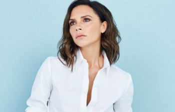 [Foto] Victoria Beckham a fost decorata de Printul William
