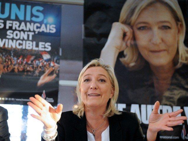 Marine Le Pen, mostenitoarea plecata sa cucereasca puterea