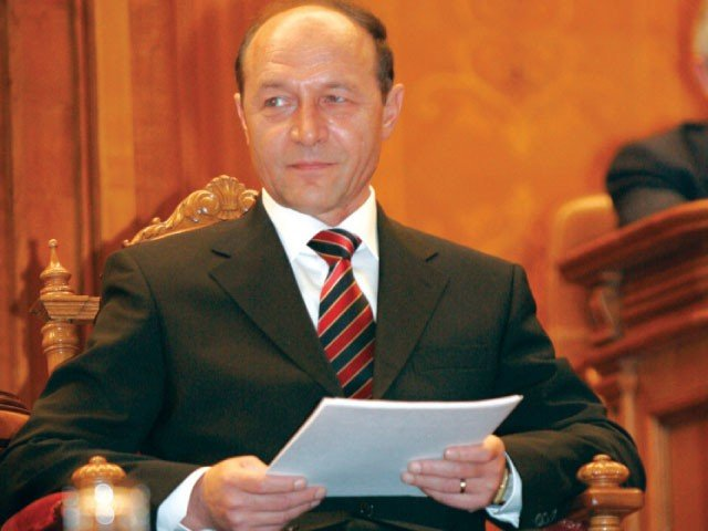 Traian Basescu ar putea sa se alieze cu PSD