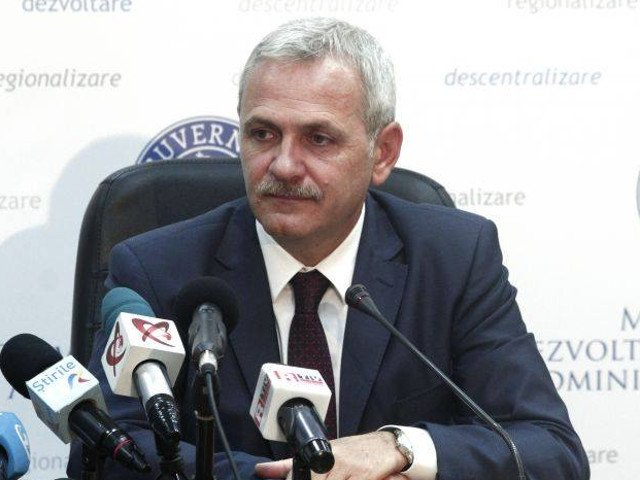 Instanta suprema respinge contestatia lui Dragnea la condamnarea primita in dosarul 'Referendumul'