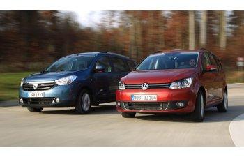 VIDEO. Dacia si Volkswagen. Cine e mai bun?