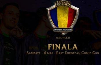 Sezonul al doilea al Turneului National de League of Legends si-a ales finalistii