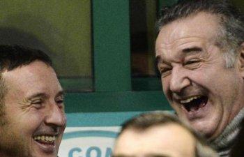 Gigi Becali: FC Viitorul e o echipa obosita