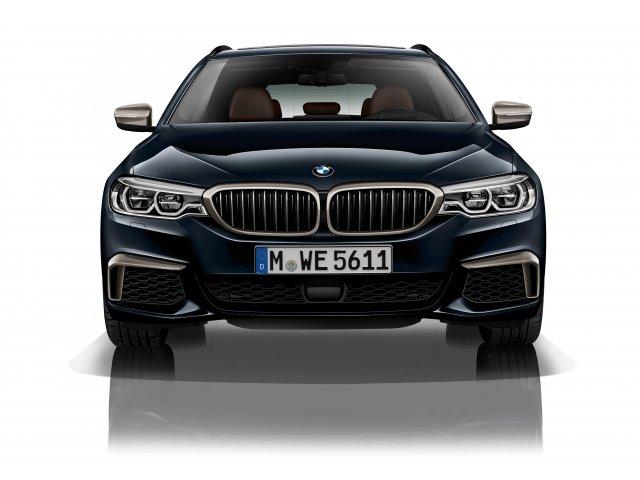 BMW M550d xDrive este cel mai puternic seria 5 cu motor diesel