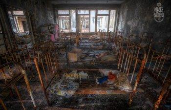 10 imagini impresionante facute dupa 31 de ani de la dezastrul din Cernobil