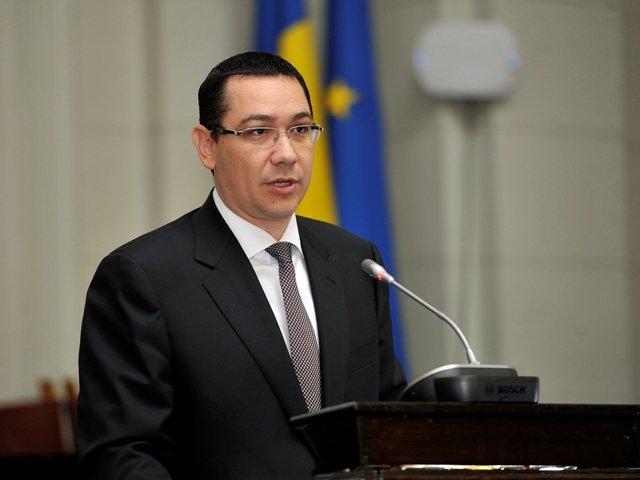 Victor Ponta: Trebuie sa achizitionam tehnica de lupta doar de la americani