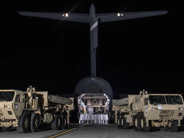 Scutul american antiracheta THAAD, operational in Coreea de Sud