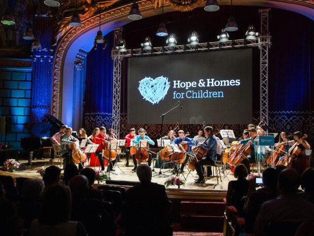 Ce artisti aduce Hope Concert 2017 pe scena Ateneului