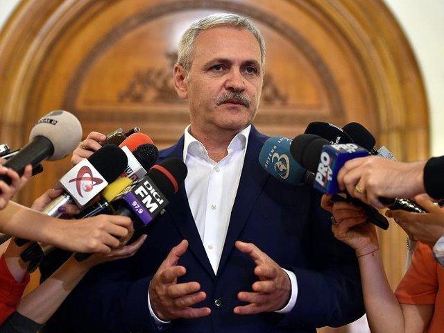 """Liviu Dragnea """"dezaproba"""" votul din Comisia Juridica a Senatului"""
