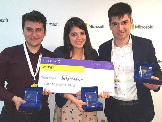 Romania din nou in finala mondiala Microsoft Imagine Cup