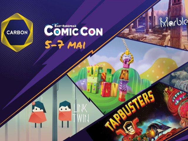 RGDA vine la East European Comic Con cu doua jocuri romanesti in premiera