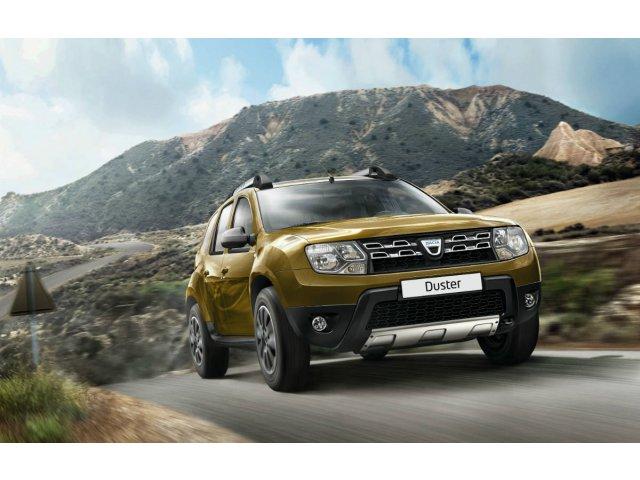 Dacia a lansat in Romania Duster cu cutie de viteze automata