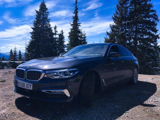 GALERIE FOTO. Noul BMW Seria 5 xDrive