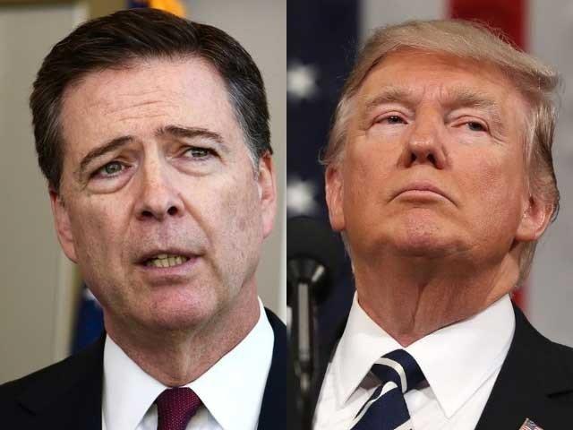 Presedintele Trump l-a demis in mod neasteptat pe directorul FBI, James Comey