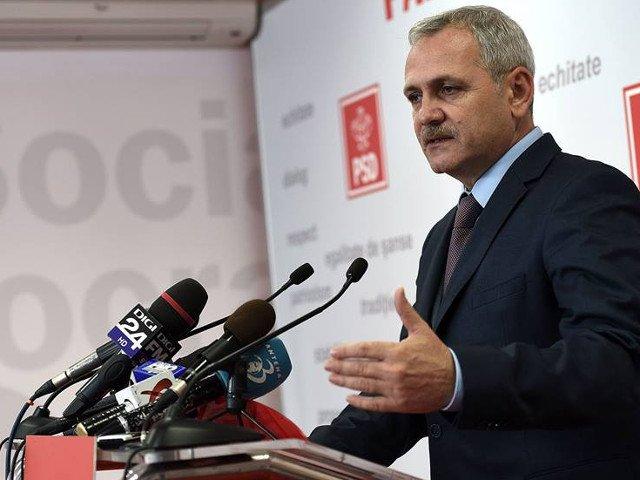 Dragnea, intrebat daca Olguta Vasilescu ar putea fi sanctionata: A fost doar o mustrare verbala