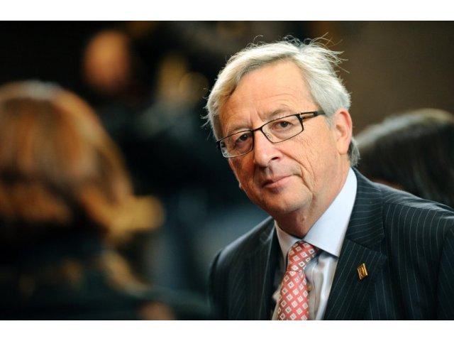 Jean-Claude Juncker, in prima sa vizita in Romania in calitate de presedinte al Comisiei Europene