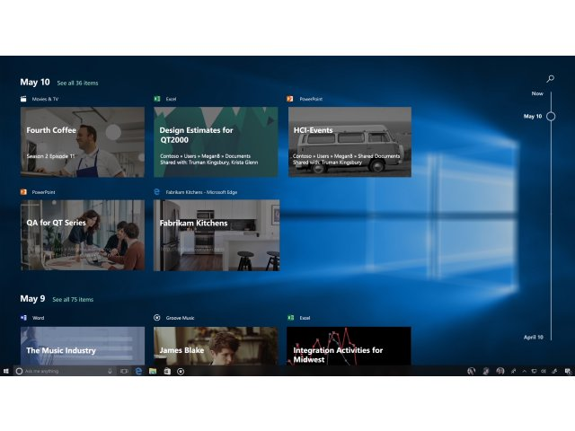 Microsoft anunta Windows 10 Fall Creators Update