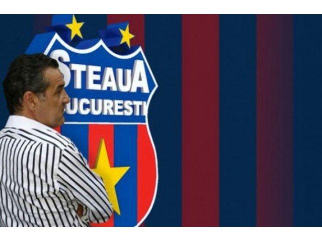 Becali sustine ca Steaua este campioana la egalitate cu FC Viitorul deoarece se tine cont de toate meciurile directe
