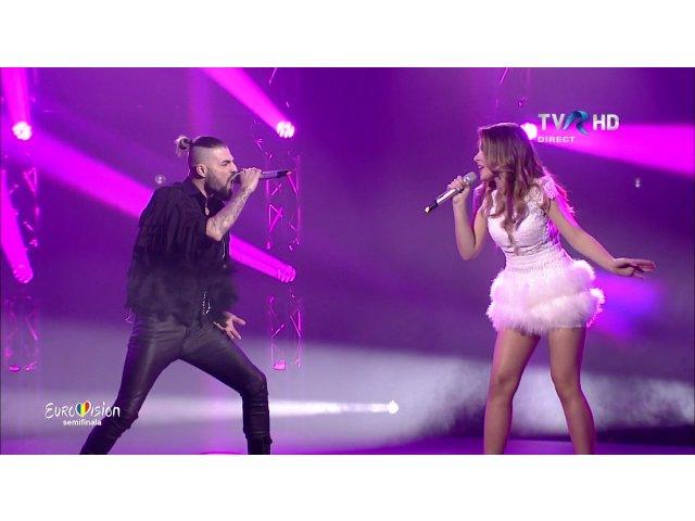 """Eurovision 2017 - """"Yodel It!"""" se afla pe locul sapte la casele de pariuri. Reprezentantii Romaniei, cel mai indragit duo"""