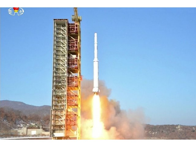Coreea de Nord a lansat o noua racheta - Rusia, SUA, Japonia si Coreea de Sud reactioneaza