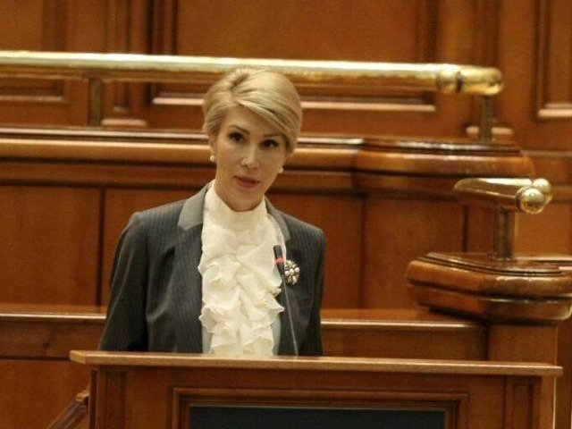 Turcan, despre votul in cazul Bejinariu: O noua dovada a pozitionarii PSD-ALDE impotriva actului de justitie