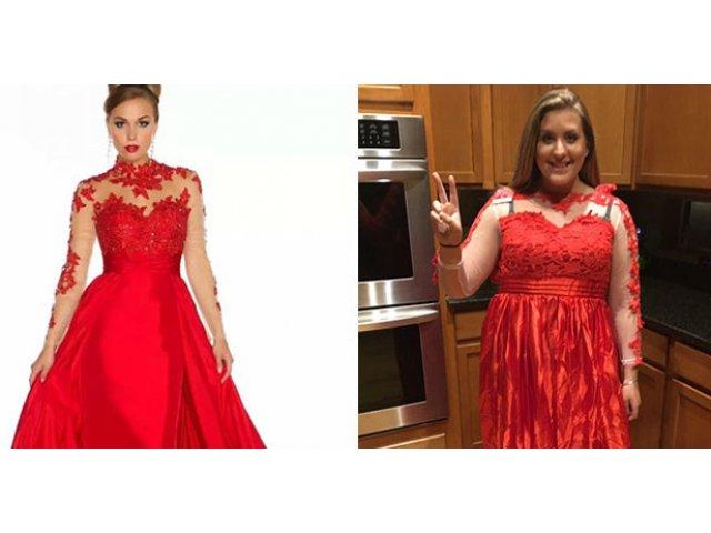 10 persoane care au comandat online rochia pentru balul de absolvire si au regretat amarnic