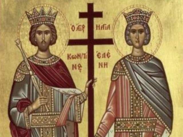 Traditii si interdictii de Sf. Imparati Constantin si Elena. Ce NU este bine sa faci pe 21 mai