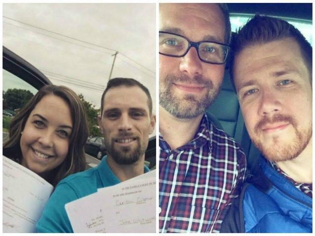 Selfie de divort: cel mai nou trend printre cuplurile care se despart