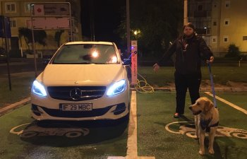 TEST-DRIVE. Aventura in viitor cu Mercedes-Benz B-Klasse 100% electric
