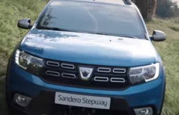 O noua reclama Dacia ne demonstreaza cat de bine echipat este Sandero Stepway