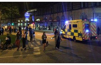 Explozie la Manchester Arena, la un concert: 22 morti si cel putin 59 de raniti