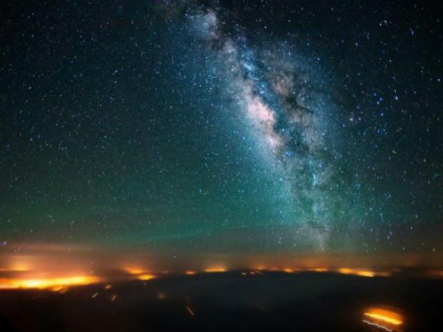 [FOTO] Cele mai frumoase peisaje surprinse de un pilot de avion