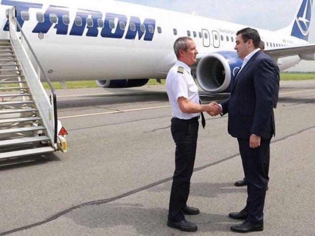 Tarom: Pretul pentru cele doua aeronave Boeing 737-800