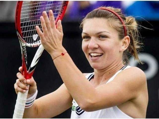 Simona Halep s-a calificat in optimi la Roland Garros